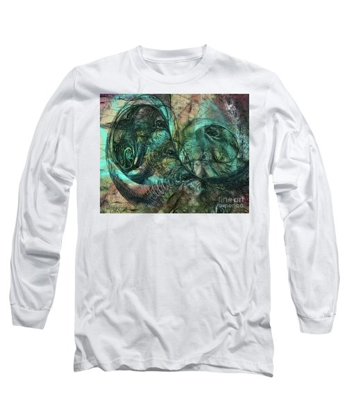 Virulent Germination Long Sleeve T-Shirt