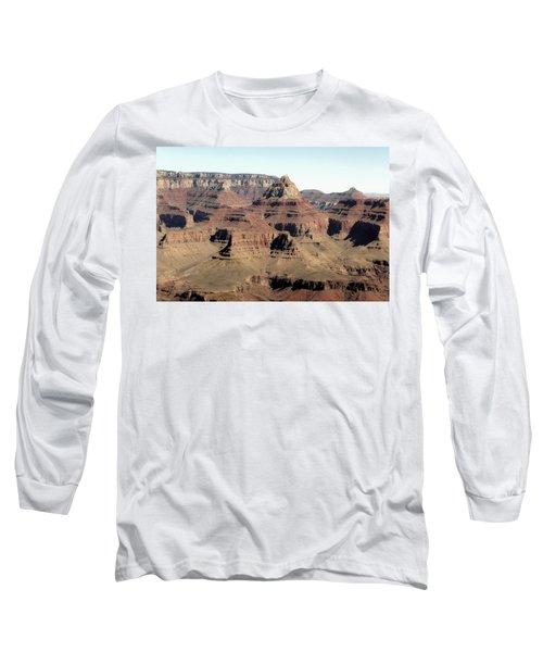 Vishnu Temple Grand Canyon National Park Long Sleeve T-Shirt