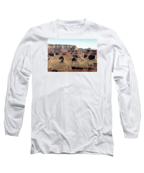 Vishnu Temple Grand Canyon National Park Long Sleeve T-Shirt