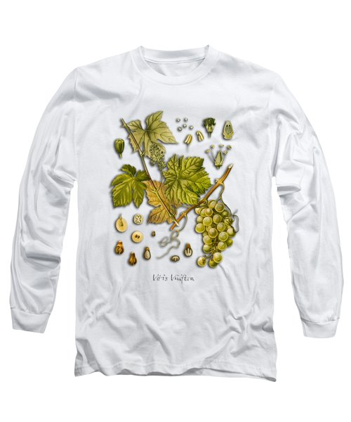 Vitis Vinifera Long Sleeve T-Shirt