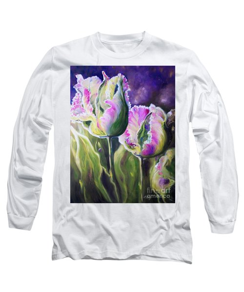 Vivacious Long Sleeve T-Shirt
