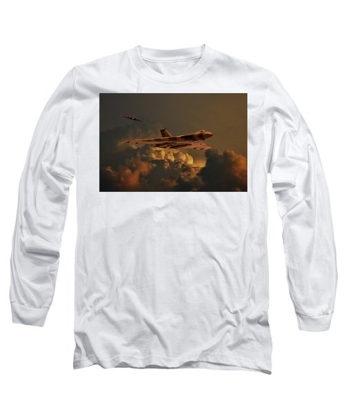 Vulcan Bombers Into The Storm Long Sleeve T-Shirt
