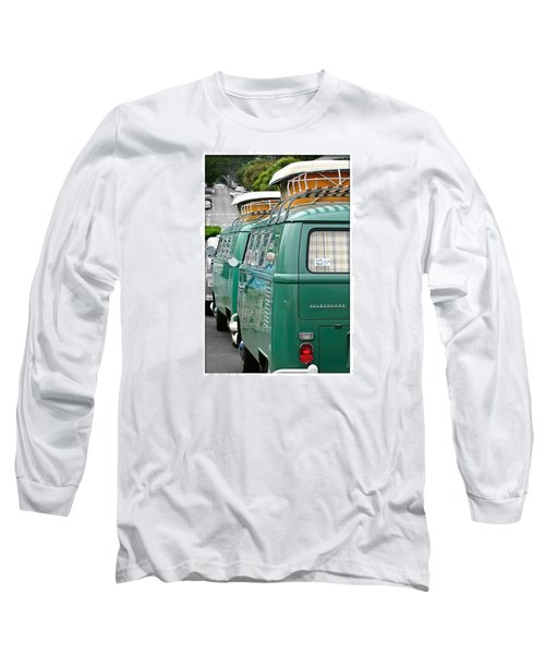 Vw Buses #carphotographer #vw #vwbus Long Sleeve T-Shirt