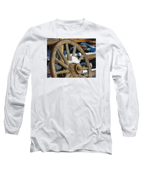 Wagon Wheel 1 Long Sleeve T-Shirt