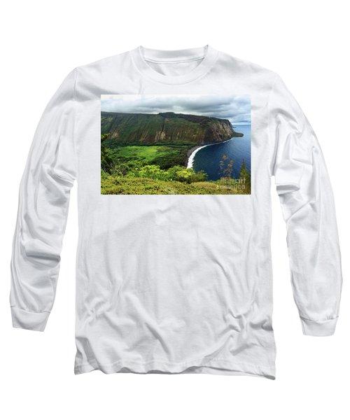 Waipio Valley Long Sleeve T-Shirt