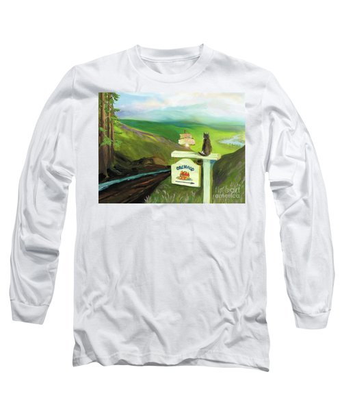 Waiting For Andy Long Sleeve T-Shirt