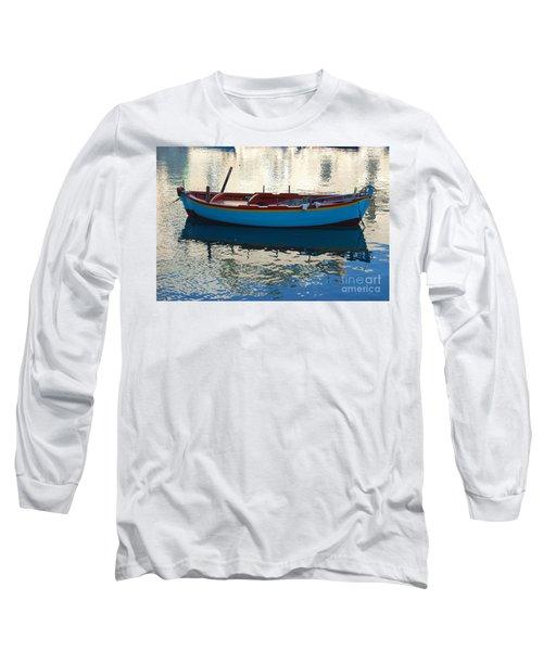 Waiting To Go Fishing Long Sleeve T-Shirt