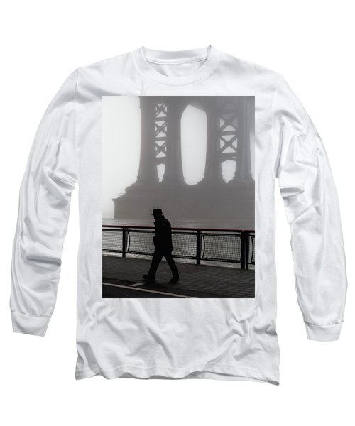 Walk Thru The Fog... Long Sleeve T-Shirt