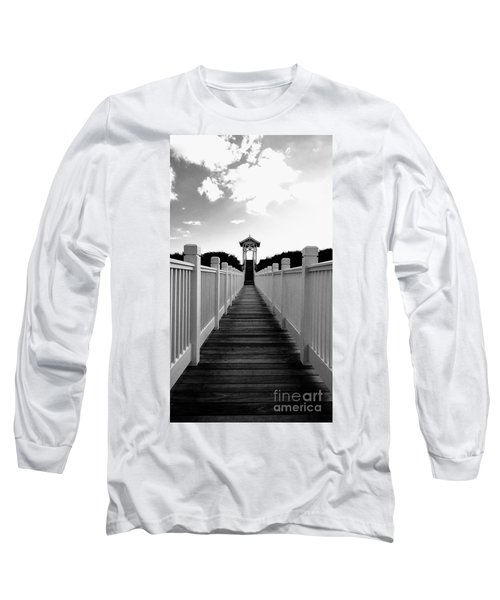 Walk To The Beach Long Sleeve T-Shirt