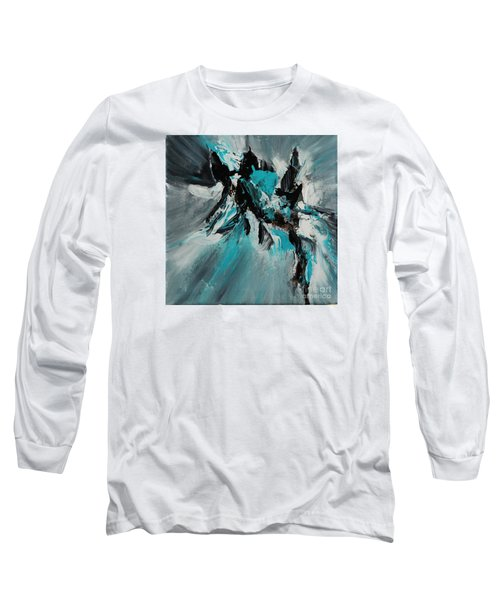 Walking Waves-2 Long Sleeve T-Shirt