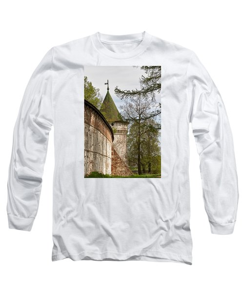 Wall And Tower Long Sleeve T-Shirt