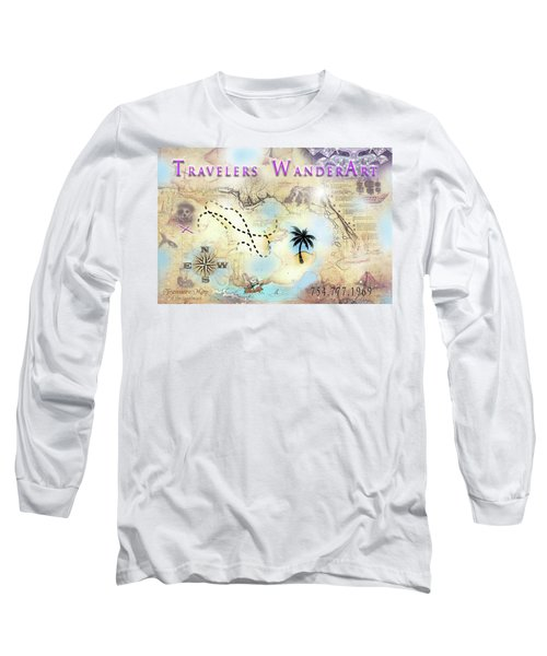 Wanderart Long Sleeve T-Shirt