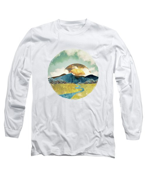 Wanderlust Long Sleeve T-Shirt by Katherine Smit