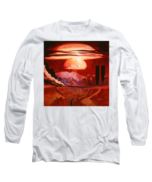 War Is Peace Long Sleeve T-Shirt