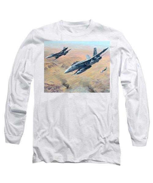 War On Terror Long Sleeve T-Shirt