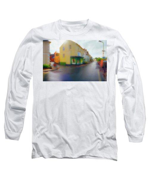 Warfleet Long Sleeve T-Shirt by Jan W Faul