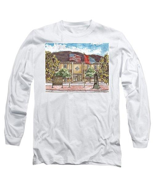 Warhorse Headquarters Long Sleeve T-Shirt