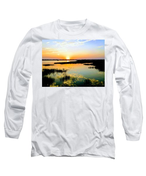 Warm Wet Wild Long Sleeve T-Shirt