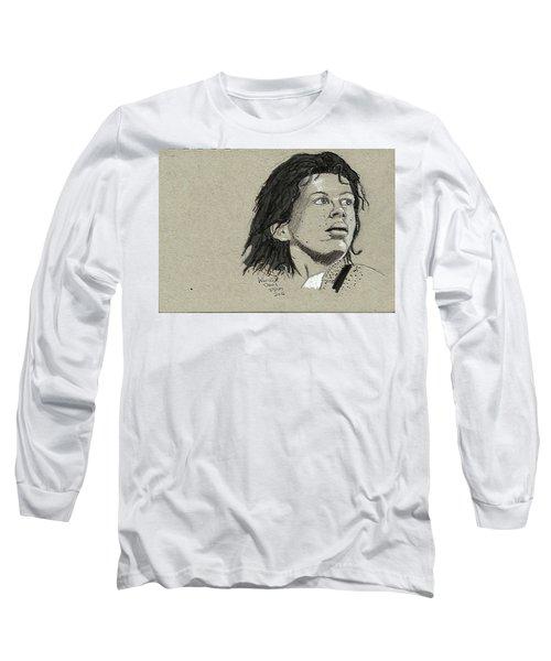 Warwick Davis Long Sleeve T-Shirt