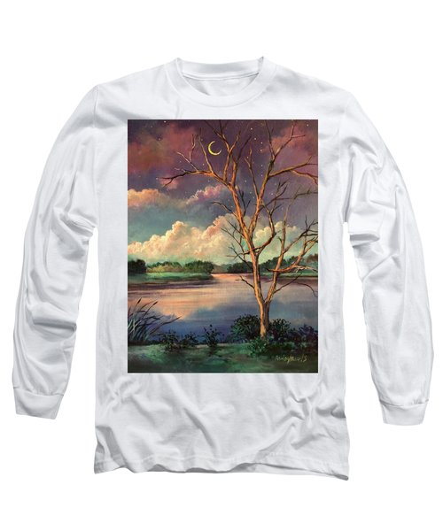 Was Like Stained Glass Long Sleeve T-Shirt