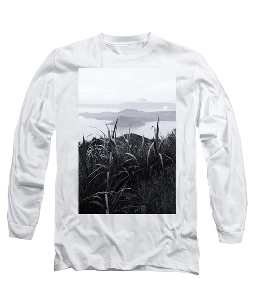 Watch Over Long Sleeve T-Shirt by Jez C Self