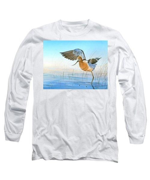 Water Ballet Long Sleeve T-Shirt