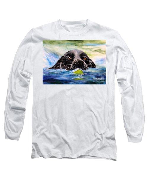 Water Dog Long Sleeve T-Shirt