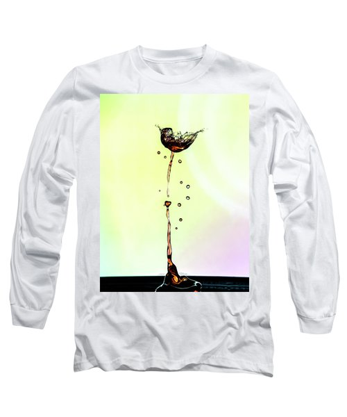 Water Drop #9 Long Sleeve T-Shirt