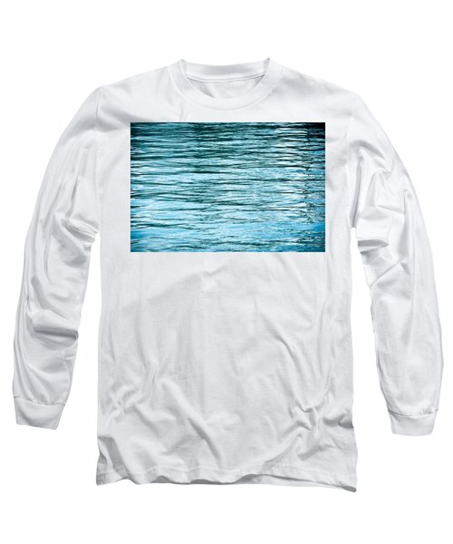 Water Flow Long Sleeve T-Shirt