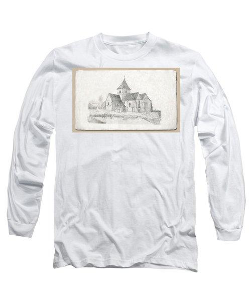 Water Inlet At Church Long Sleeve T-Shirt