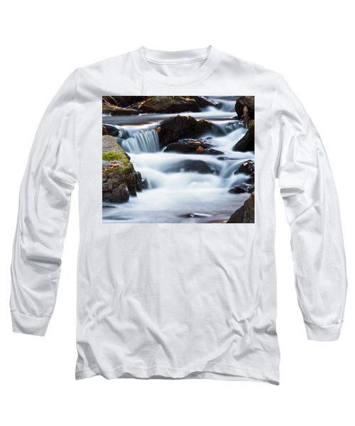 Water Like Mist Long Sleeve T-Shirt