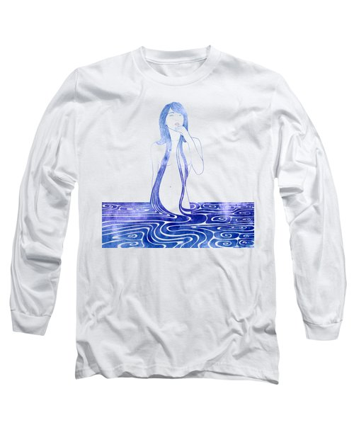 Water Nymph C Long Sleeve T-Shirt