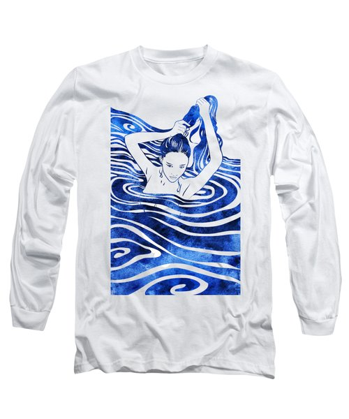 Water Nymph Iv Long Sleeve T-Shirt