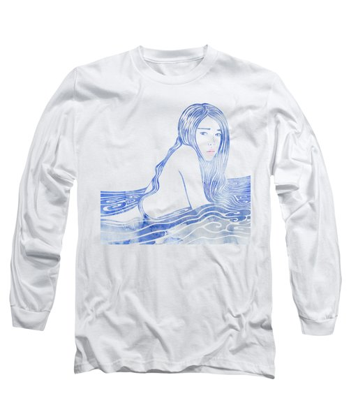 Water Nymph Lxxvi Long Sleeve T-Shirt