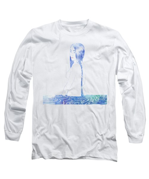 Water Nymph Xcii Long Sleeve T-Shirt