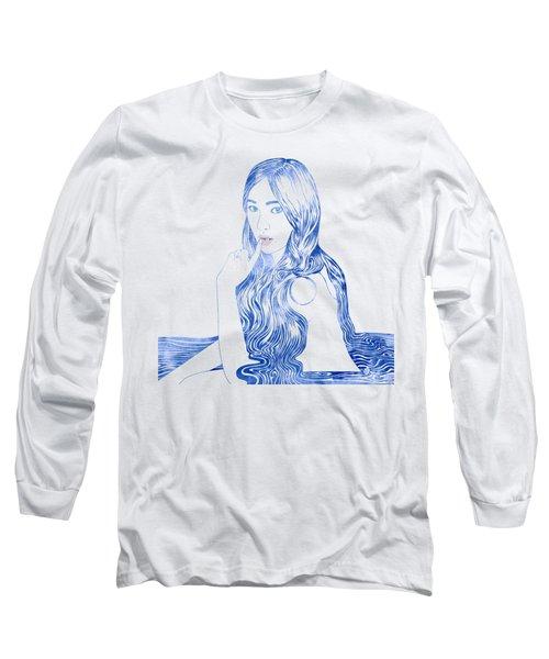 Water Nymph Xcvi Long Sleeve T-Shirt