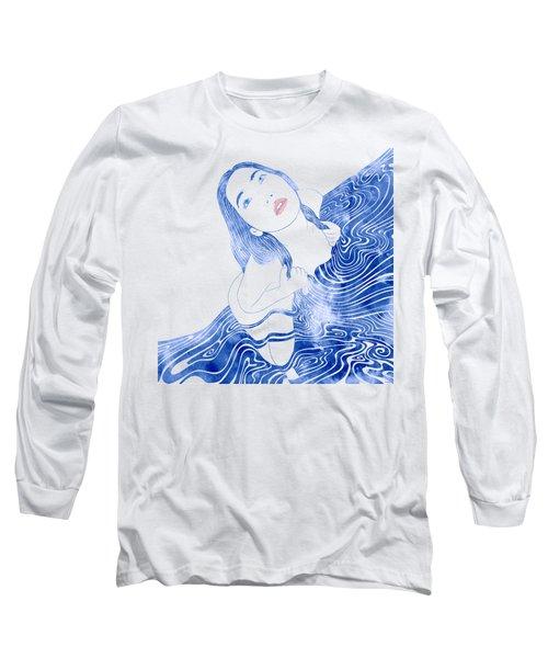 Water Nymph Xcvii Long Sleeve T-Shirt