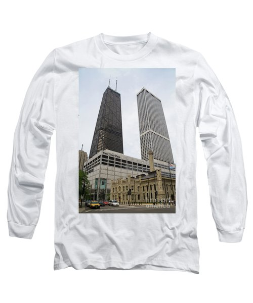 Water Tower Place And Company Long Sleeve T-Shirt