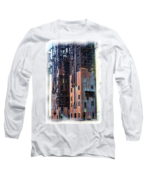 Waterfront Decay One Long Sleeve T-Shirt