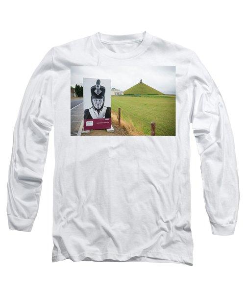 Waterloo Memorial Long Sleeve T-Shirt
