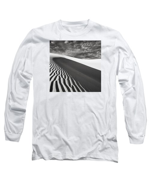 Wave Theory Vii Long Sleeve T-Shirt by Ryan Weddle