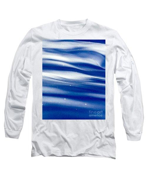 Waves Of Diamonds Long Sleeve T-Shirt