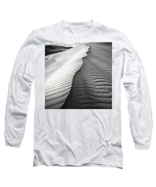 Long Sleeve T-Shirt featuring the photograph Wavetheory V by Ryan Weddle