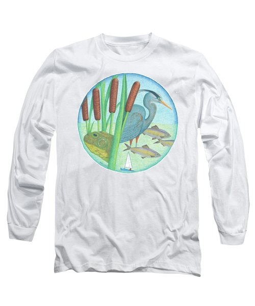 We Are All Connected Long Sleeve T-Shirt