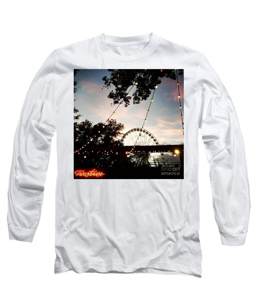 We Live In Budapest #7 Long Sleeve T-Shirt