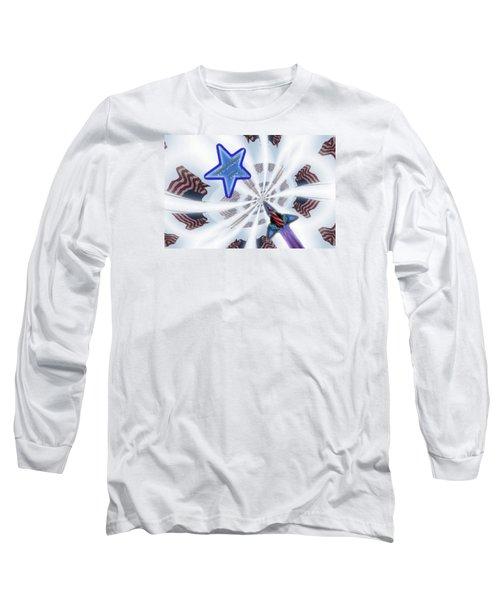 We Salute You Long Sleeve T-Shirt