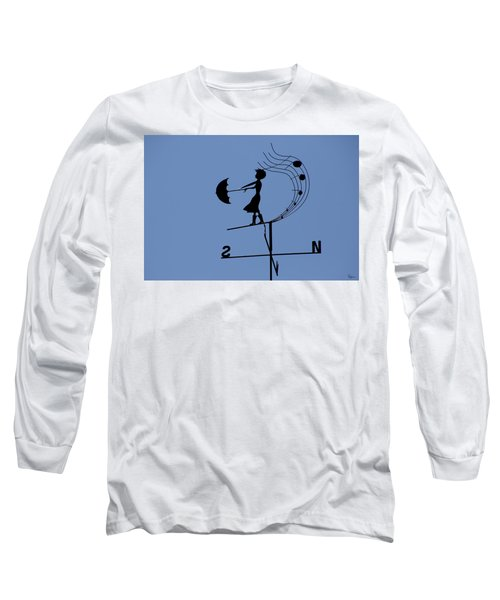 Weathergirl Long Sleeve T-Shirt
