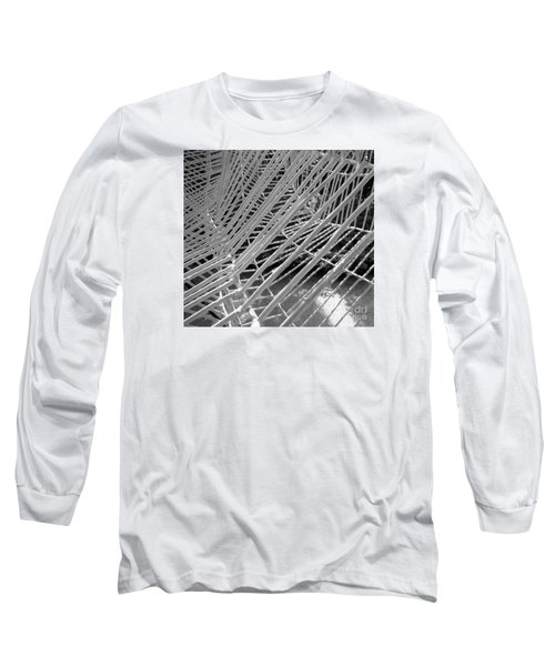 Web Wired Long Sleeve T-Shirt by Cathy Dee Janes