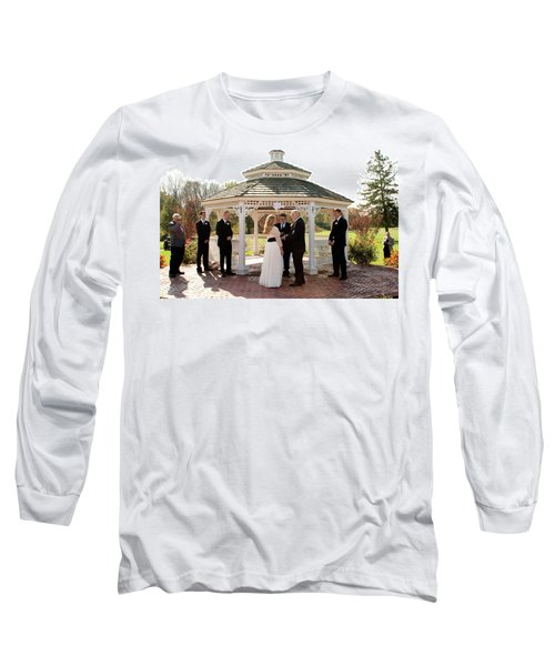 Wedding 2-3 Long Sleeve T-Shirt