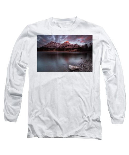 Wedge Pond Dawn Long Sleeve T-Shirt